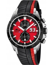 Lotus Mens Marc Marquez Chrono GP Red Black Watch