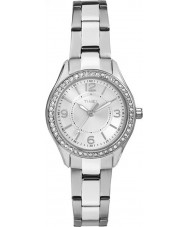 Timex TW2P79800 Ladies Chesapeake Silver Steel Bracelet Watch