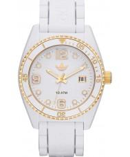 Adidas ADH2924 Brisbane White Silicone Strap Watch