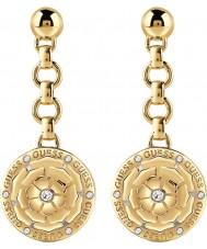 Guess UBE79195 Ladies Peony Earrings