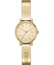 DKNY NY2307 Ladies Soho Gold Plated Watch