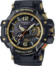 Casio GPW-1000GB-1AER Mens G-Shock Black GPS Solar Powered Watch