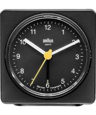Braun BNC011BKBK Black Alarm Clock