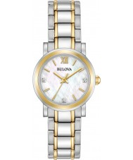 Bulova 98P165 Ladies Diamonds Watch