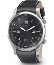 Elliot Brown 202-006-L02 Mens Canford Black Leather Strap Watch