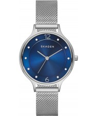 Skagen SKW2307 Ladies Anita Silver Mesh Strap Watch