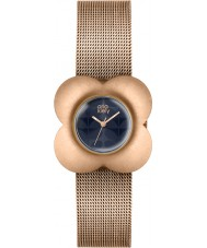 Orla Kiely OK4052 Ladies Poppy Rose Gold Plated Bracelet Watch