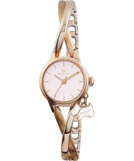 Radley Ladies Bayer Rose Gold Plated Half Bangle Watch