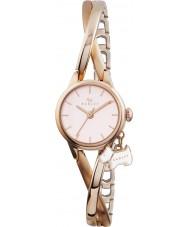 Radley Ladies Bayer Rose Gold Plated Half Bangle Watch