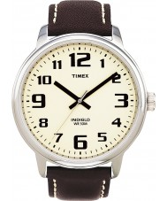 Timex T28201 Mens Brown Easy Reader Watch