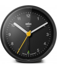 Braun BNC012BKBK Black Alarm Clock