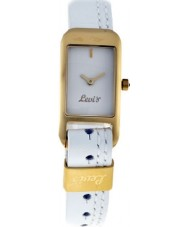 Levis L011GIGWRW Ladies White Leather Strap With White Dial Watch