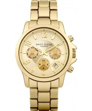 Daisy Dixon DD001GM Ladies Cara Gold Plated Chronograph Watch