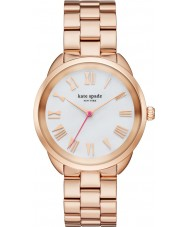 Kate Spade New York KSW1091 Ladies Crosstown Rose Gold Plated Bracelet Watch