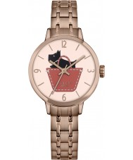 Radley RY4242 Ladies Radley Link Rose Gold Plated Bracelet Watch