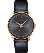 Junghans 027-7513-00 Meister Classic Black Automatic Watch