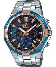 Casio EFR-554TR-2AER Mens Edifice Toro Rosso Limited Edition Silver Watch
