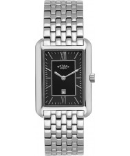 Rotary GB02685-04 Mens Timepieces Black Steel Watch