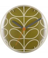 Orla Kiely OK-WCLOCK02 Linear Stem Clock