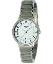 Boccia B3158-01 Ladies Titanium Bracelet Watch