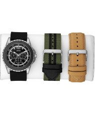 Guess W0881G1 Mens Maverick Watch and Strap Gift Set
