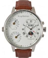 Krug-Baumen KBW-200-04 Mens Weather Diamond Watch