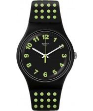 Swatch SUOB147 Punti Gialli Watch