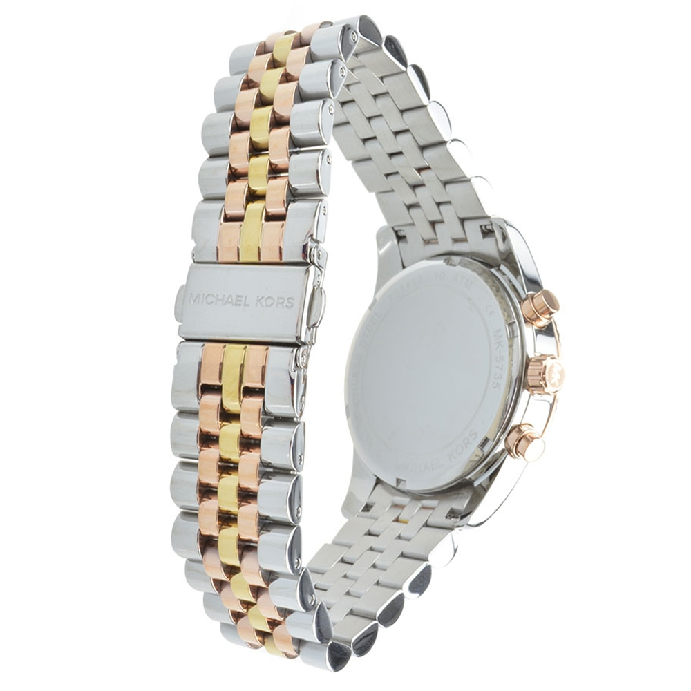 54f796c81774 Multicoloured Metal MK5735 Michael Kors Watch