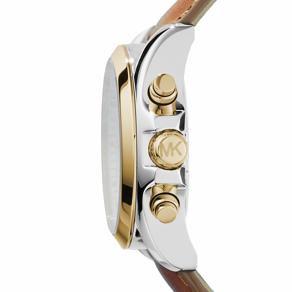 c1d475e1b7fd Brown Leather MK2301 Michael Kors Watch