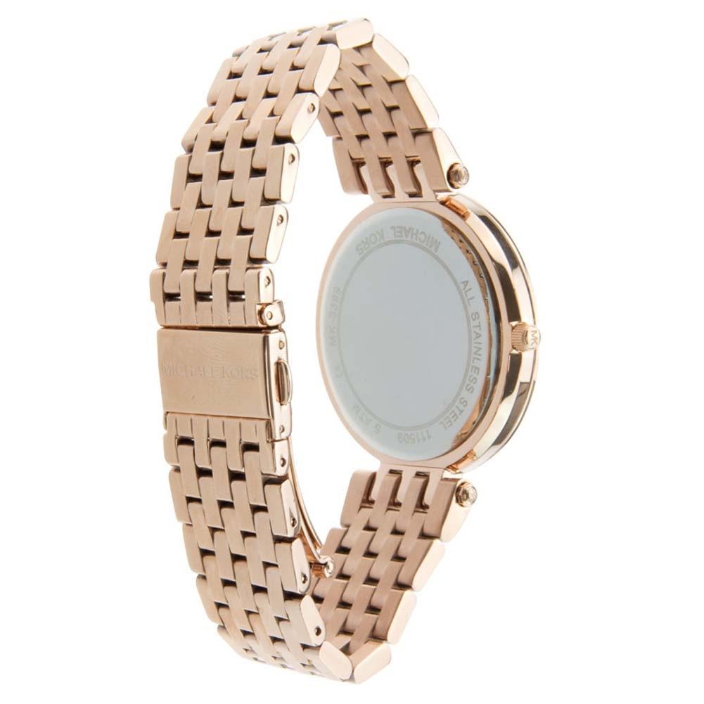 33617d7e9e78 Rose Gold Metal MK3399 Michael Kors Watch