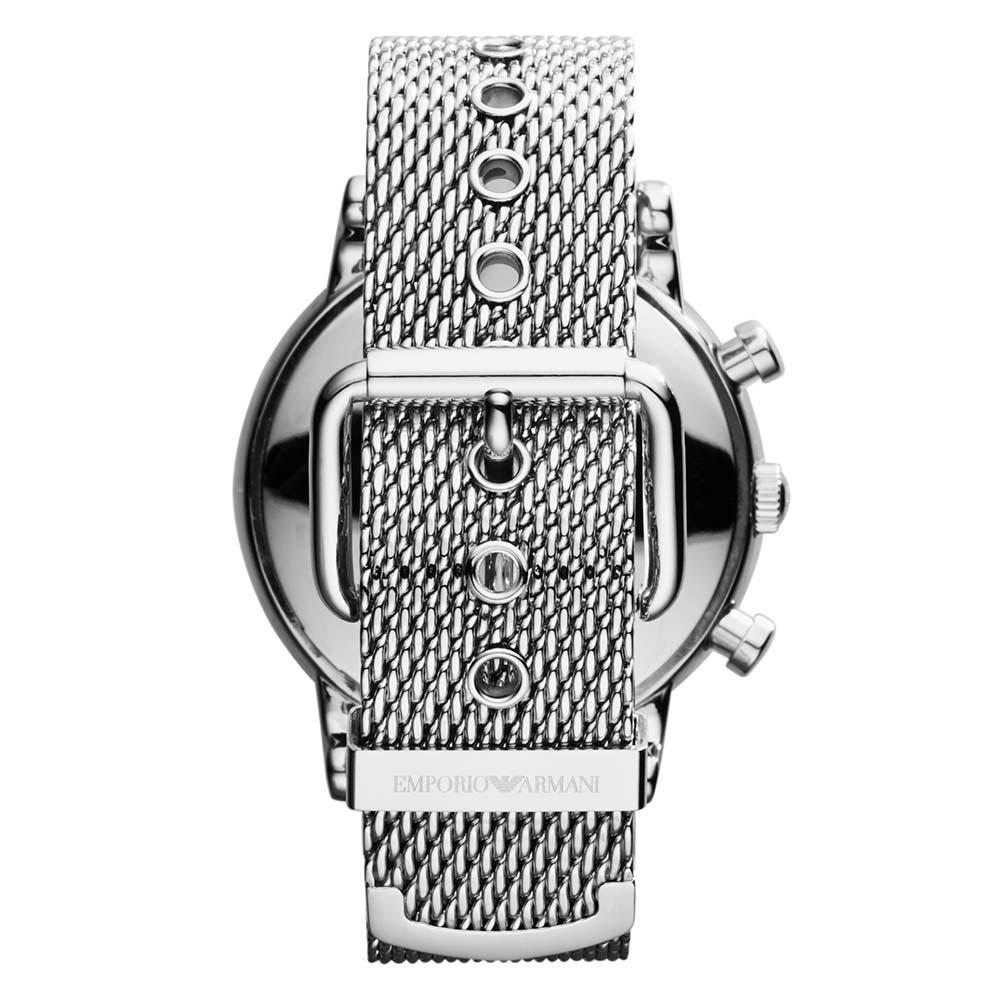 6b40fba94ab Silver Metal AR1811 Emporio Armani Watch