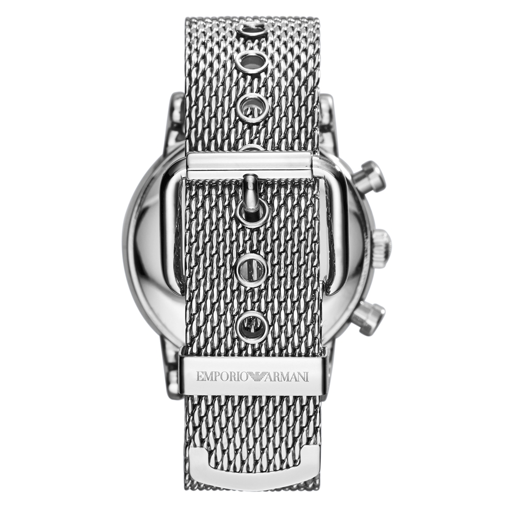 d43b14b5a Silver Metal AR1808 Emporio Armani Watch | Watches2U
