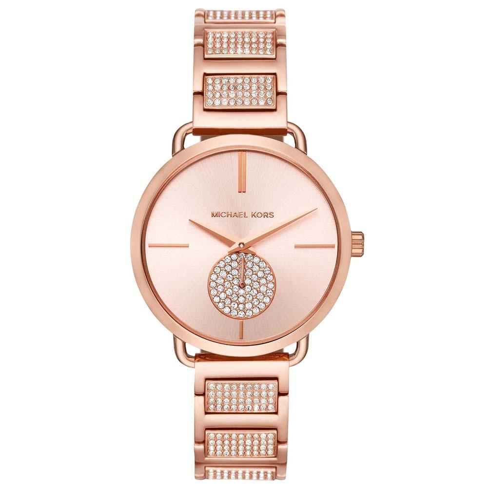 1a820e8de874 Rose Gold Metal MK3853 Michael Kors Watch