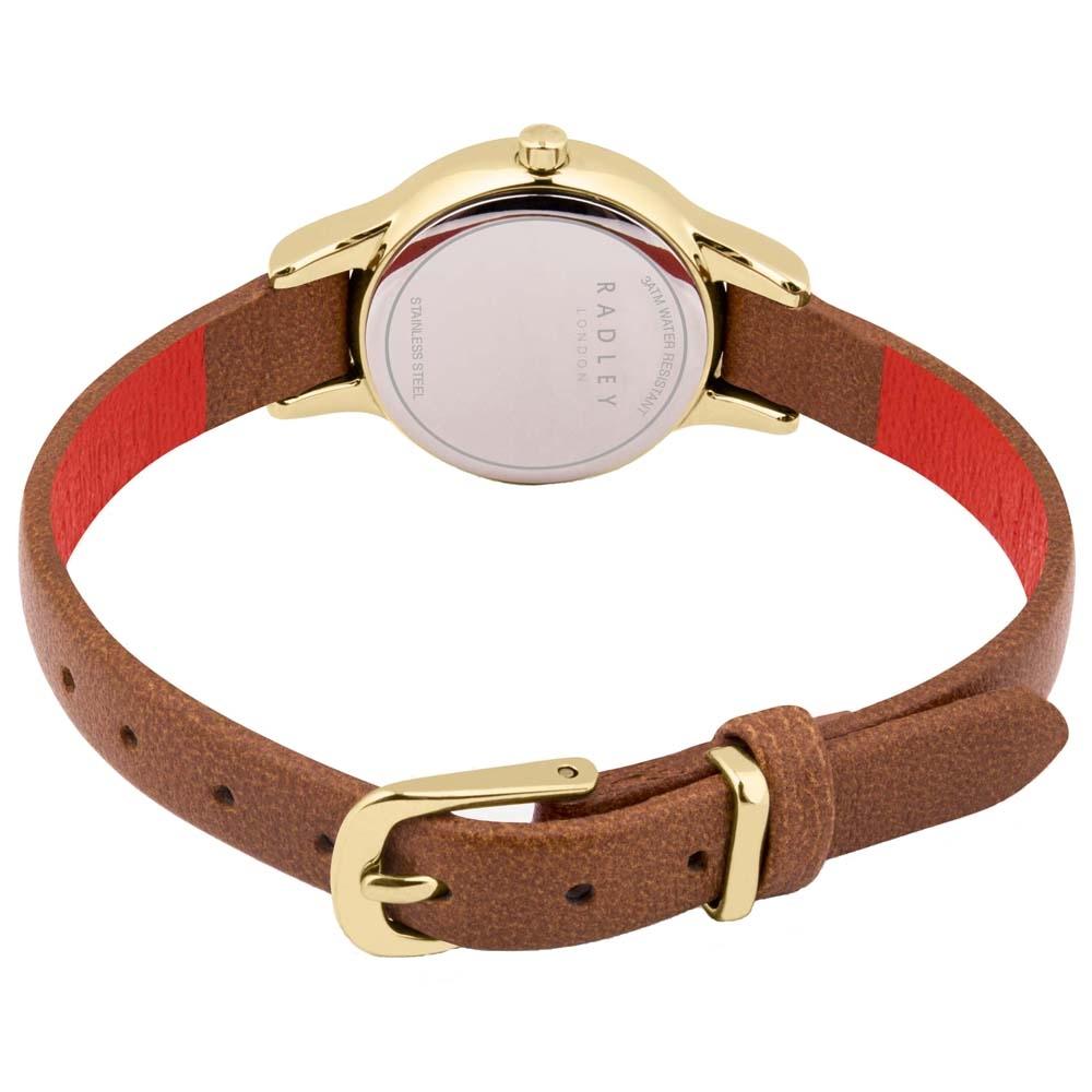 929072c2b Brown Leather RY2410 Radley Watch   Watches2U