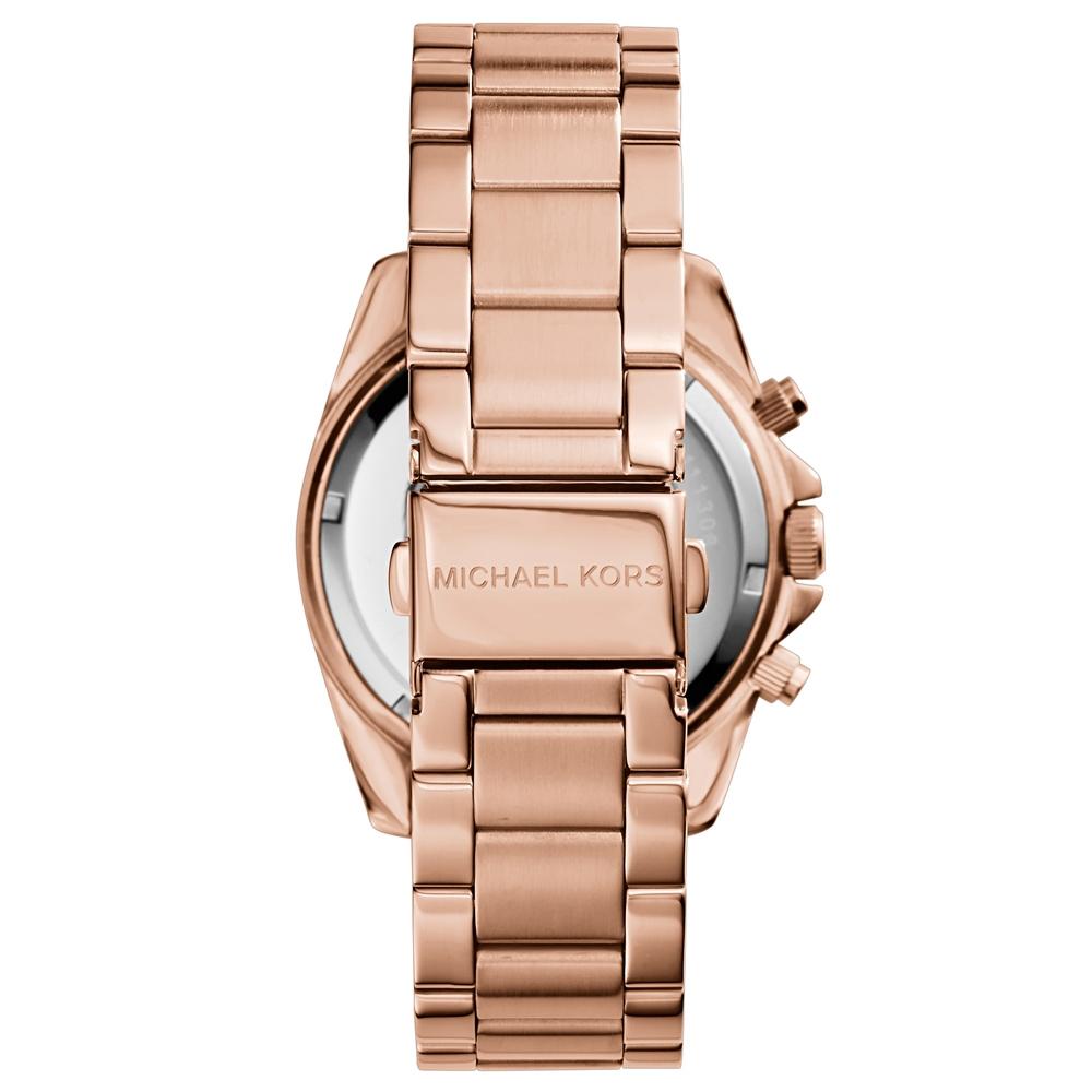 6d0f80ac96e6 Rose Gold Metal MK5263 Michael Kors Watch
