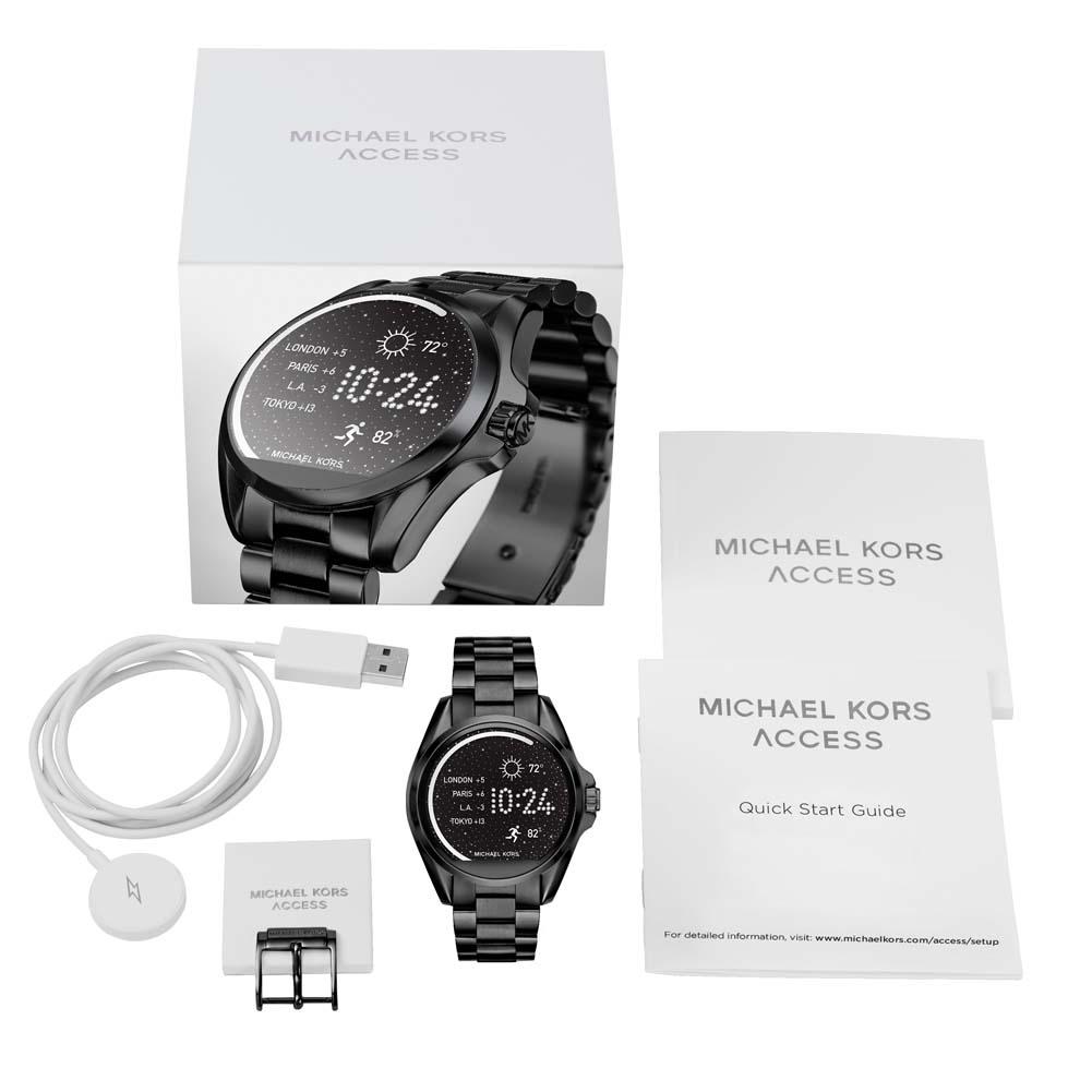 d670e384e304 MKT5005 Michael Kors Access Bradshaw Smartwatch