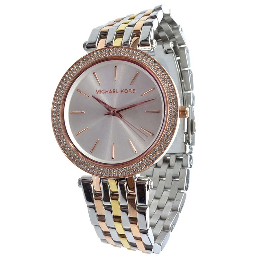 33392ec281f6 Multicoloured Metal MK3203 Michael Kors Watch
