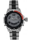 Ballistic BWV402 Mens Vortex Chronograph Silver Watch