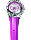 TechnoMarine 111031 Ladies Cruise Lipstick Chronograph Watch
