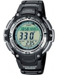 Casio SGW-100-1VEF Mens Twin Sensor Illuminator Sports Watch