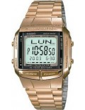 Casio DB-360GN-9AEF Mens Collection Databank Rose Gold Watch