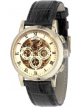 Rotary GS02375-01 Mens Skeleton Automatic Watch