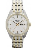 Rotary GB00227-06 Mens Seville Two Tone Watch