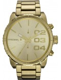 Diesel DZ4268 Mens Franchise Gold Chrono Watch