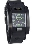 Bench BC0367BK Mens Black Steel Watch
