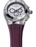 TechnoMarine 110067 Cruise Original Chronograph Purple Watch