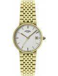 Rotary GB00498-06 Mens Classic Gold Plated Watch