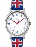 Timex T2N798 Original White UK Watch