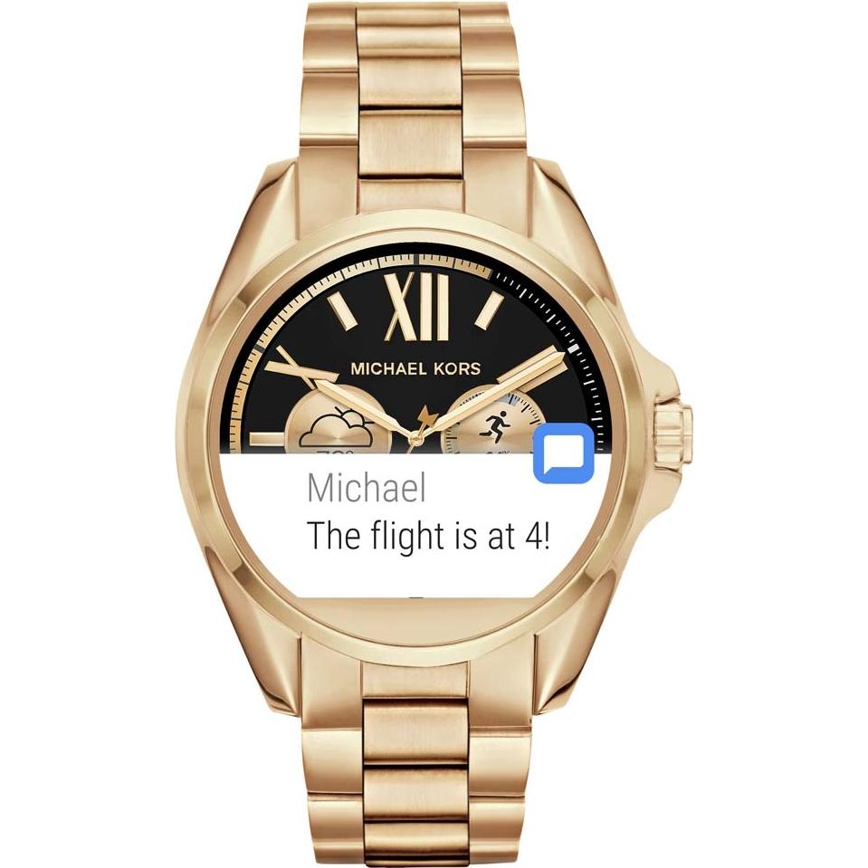 MKT5001 Michael Kors Access Bradshaw Smartwatch   Watches2U 4ee860886f