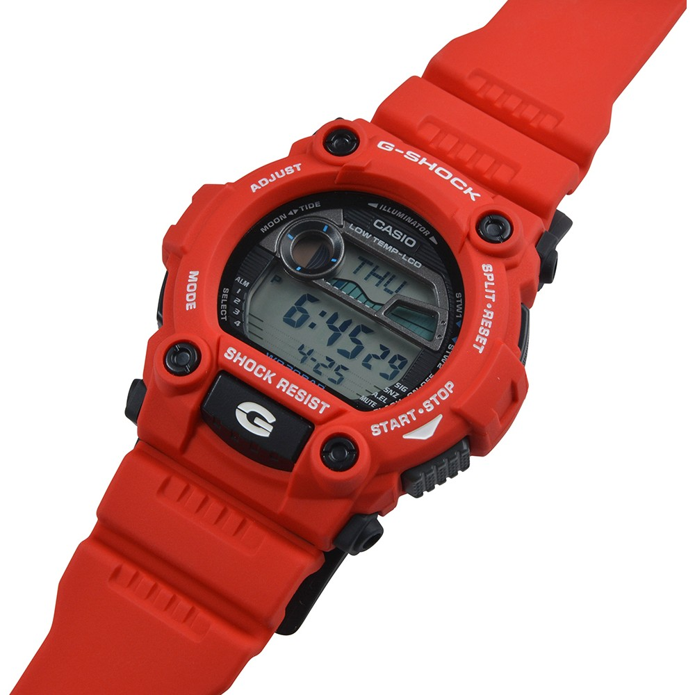 quality design 2f7ed 58a7b Red G-7900A-4ER Casio G-Shock Watch   Watches2U